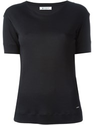 Dondup Shortsleeved Sweatshirt Black