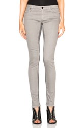 Superfine Leggings In Gray