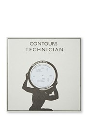 Music Contours Technician Black