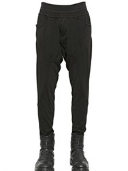 Julius Stretch Cotton Jogging Pants