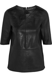 Muubaa Maho Leather Top