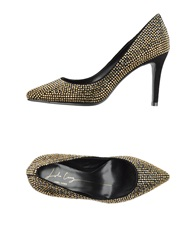 Lola Cruz Pumps Black