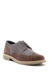 Joseph Abboud William Wingtip Derby Gray