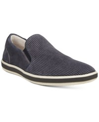 Kenneth Cole Reaction Men's Take A Stroll Sneakers Men's Shoes Blue