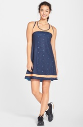Patagonia 'All Weather' Racerback Tank Dress Navy Blue
