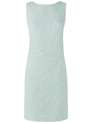 Fenn Wright Manson Lupine Dress Blue Cream