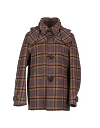 Harnold Brook Coats Brown