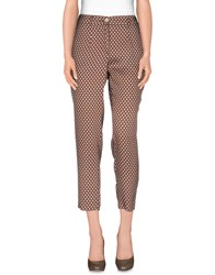 Momoni Momoni Trousers Casual Trousers Women Dove Grey