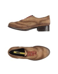 Manas Design Manas Low Tops And Trainers Brown