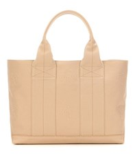 Tomas Maier Canvas Shopper