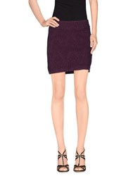 Timeout Skirts Mini Skirts Women Mauve