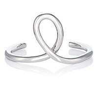 Jennifer Fisher Women's Large Loop Cuff No Color