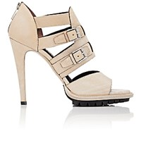 Belstaff Women's Finchley Caged Sandals Nude