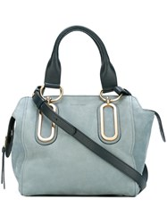 See By Chloe 'Paige' Tote Blue