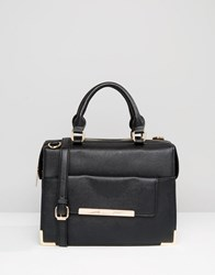 Dune Tote Bag Black Matt