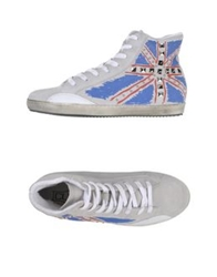 Cult High Tops And Trainers Light Grey