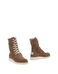 Botticelli Sport Limited Botticelli Limited Ankle Boots Khaki