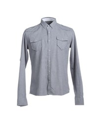 Paolo Pecora Shirts Long Sleeve Shirts Men