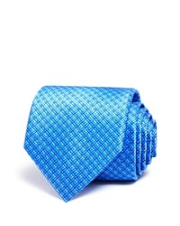 Bloomingdale's The Men's Store At Diamond Circle Classic Tie Blue