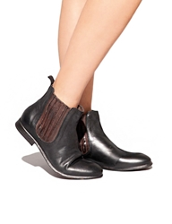 Pixie Market Two Tone Chelsea Boot