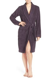 Nordstrom Women's Lingerie Terry Robe Purple Night