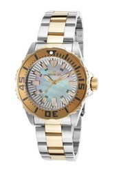 Invicta Women's Pro Diver Quartz Watch Metallic