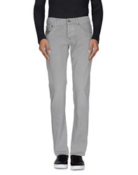 Macchia J Denim Denim Trousers Men Grey