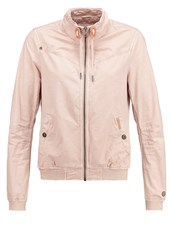 Khujo Ossa Summer Jacket Dusty Rose Nude
