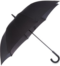 Fulton Knightsbridge Crook Handle Umbrella Black