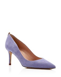 Sjp By Sarah Jessica Parker Fawn Pointed Toe Mid Heel Pumps Alter