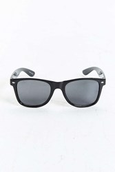 Urban Outfitters Polished Square Sunglasses Black