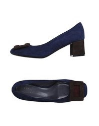 Maria Cristina Footwear Courts Women Dark Blue