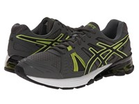 Asics Gel Defiant 2 Charcoal Black Lime Punch Men's Cross Training Shoes
