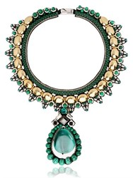 Ranjana Khan Intricate Envious Collar Necklace