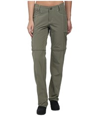 Kuhl Anika Convertible Pant Dark Khaki Women's Casual Pants