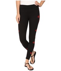 Rock And Roll Cowgirl Leggings 78 8230 Black Women's Casual Pants