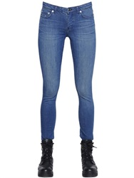 Blk Dnm Jeans 26 Skinny Fit Low Rise Denim