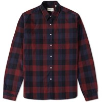 Oliver Spencer New York Special Shirt Red