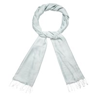 Phase Eight Diamond Weave Pashmina Scarf Mint