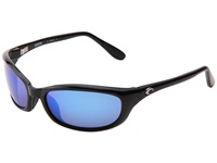 Costa Harpoon 400 Mirror Glass Black Blue Mirror 400 Glass Lens Sport Sunglasses