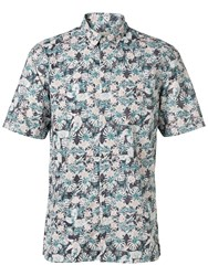 Selected Homme Two Sunset Shirt Mahogany Rose