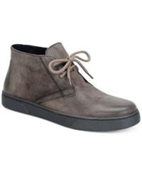 Born Men's Clyne Plain Toe Boots Men's Shoes Grey