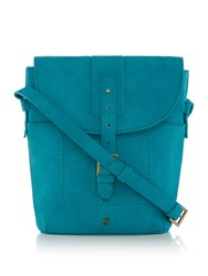 Joules Pu Cross Body Teal