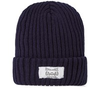 Human Made Beanie Blue