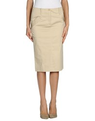 Germano Zama Skirts Knee Length Skirts Women