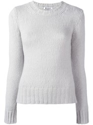 Dondup 'Bellflower' Jumper Grey