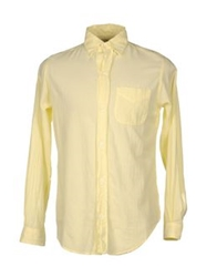 Current Elliott Shirts Light Yellow