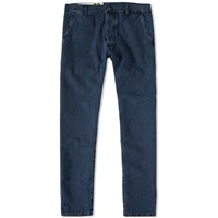 Bleu De Paname Denim Civil Pant Neutrals