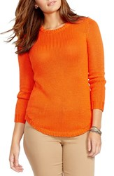 Plus Size Women's Lauren Ralph Lauren Crewneck Sweater