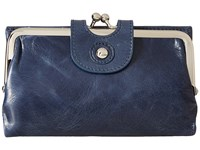 Hobo Alice Royal Wallet Handbags Navy